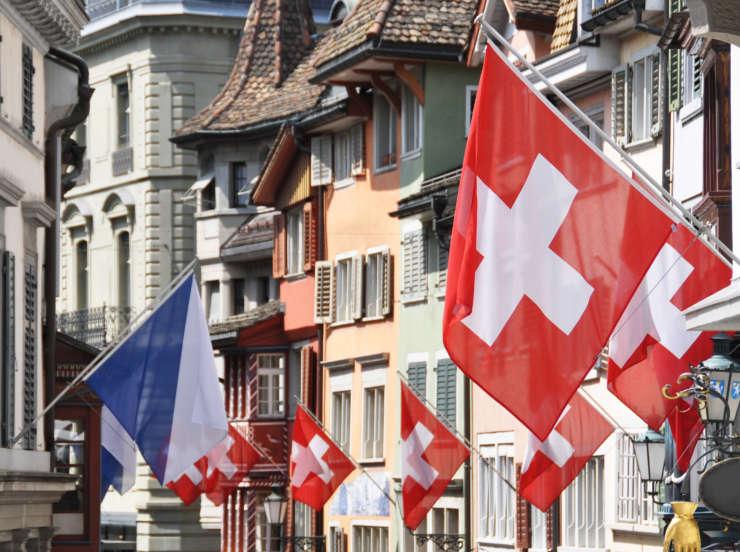 Switzerland for emigrants